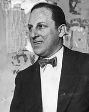 Businessman, Gambler, and Mobster Arnold Rothstein