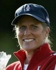 LPGA Golfer Betsy King