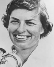 LPGA Golfer Betsy Rawls