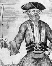 Pirate Blackbeard