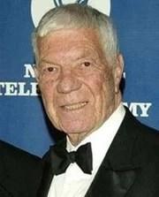 American Filmmaker and Founder of NFL Films Ed Sabol