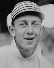 Baseball Legend Eddie Collins