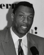 NBA Forward Elvin Hayes