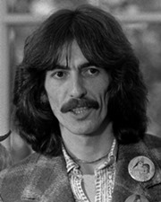 Singer-Songwriter George Harrison