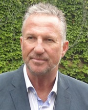 Cricketer Ian Botham