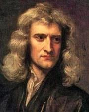 Physicist & Mathematician Isaac Newton