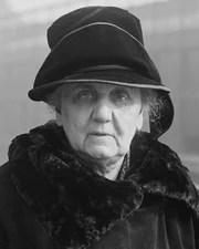 Social Worker and Nobel Laureate Jane Addams