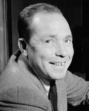 Songwriter Johnny Mercer