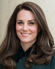 Wife of Prince William Catherine, Duchess of Cambridge