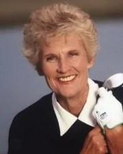 LPGA Golfer Kathy Whitworth