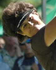 LPGA Golfer Nancy Lopez