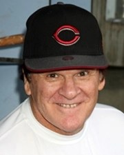 MLB Player and Manager Pete Rose