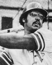 MLB Right Fielder Reggie Jackson