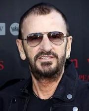 Beatles Drummer Ringo Starr