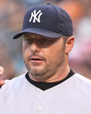 MLB Pitching Legend Roger Clemens