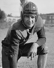 American Football Player and Coach Sammy Baugh
