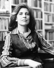 Author Susan Sontag