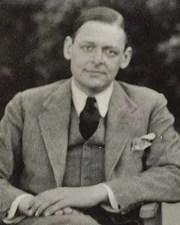 Poet, Author and Nobel Laureate T. S. Eliot