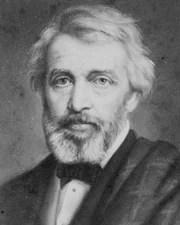 Historian and Essayist Thomas Carlyle