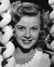 Actress Vera-Ellen
