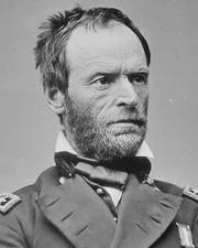 Union General William Tecumseh Sherman