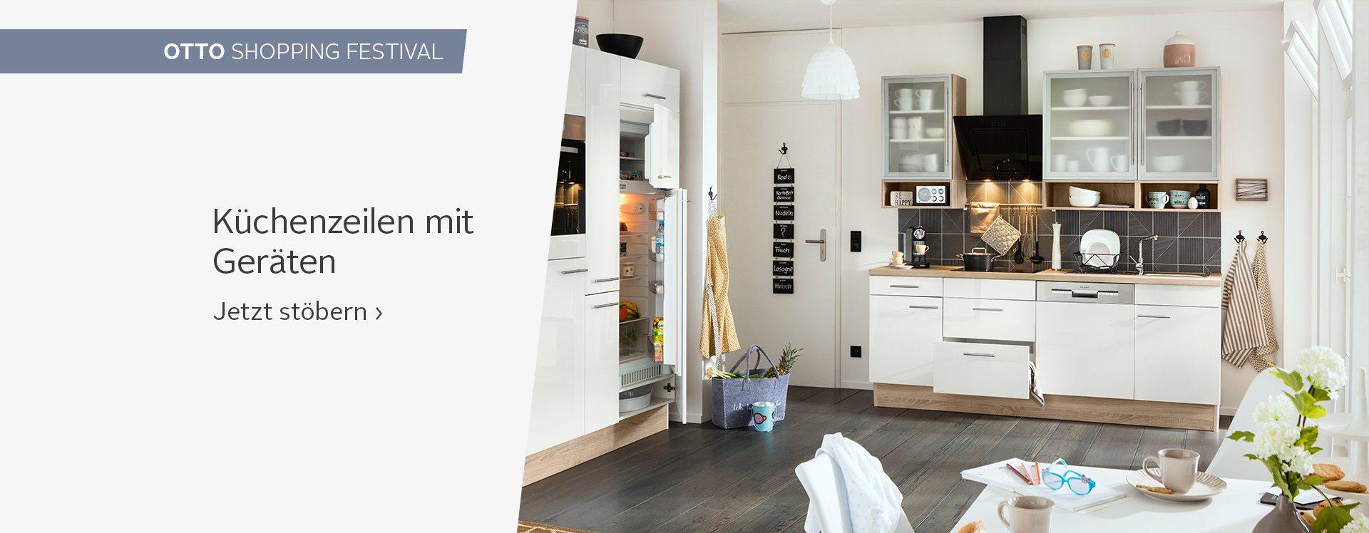 Kcheneinrichtung online kaufen  Modern  Landhaus  OTTO