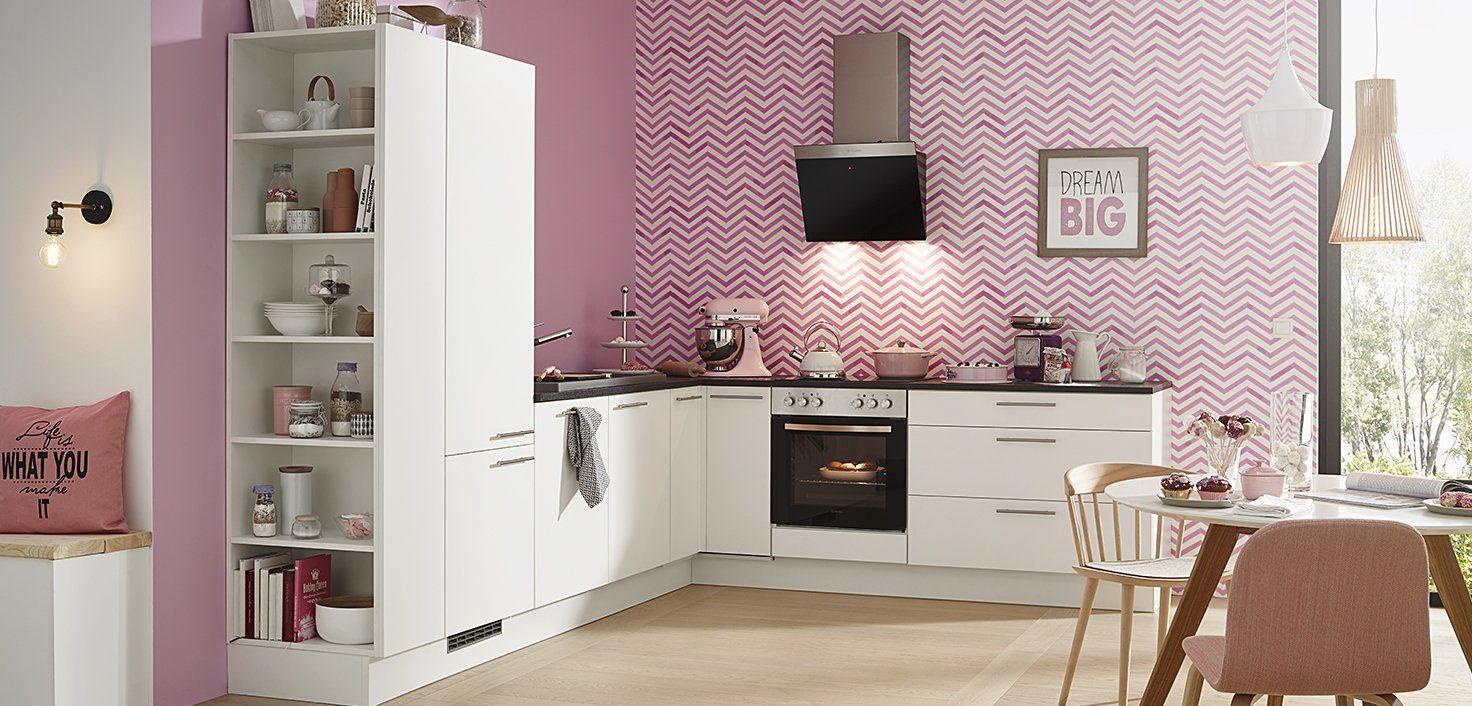 Küche L Form planen & kaufen   OTTO