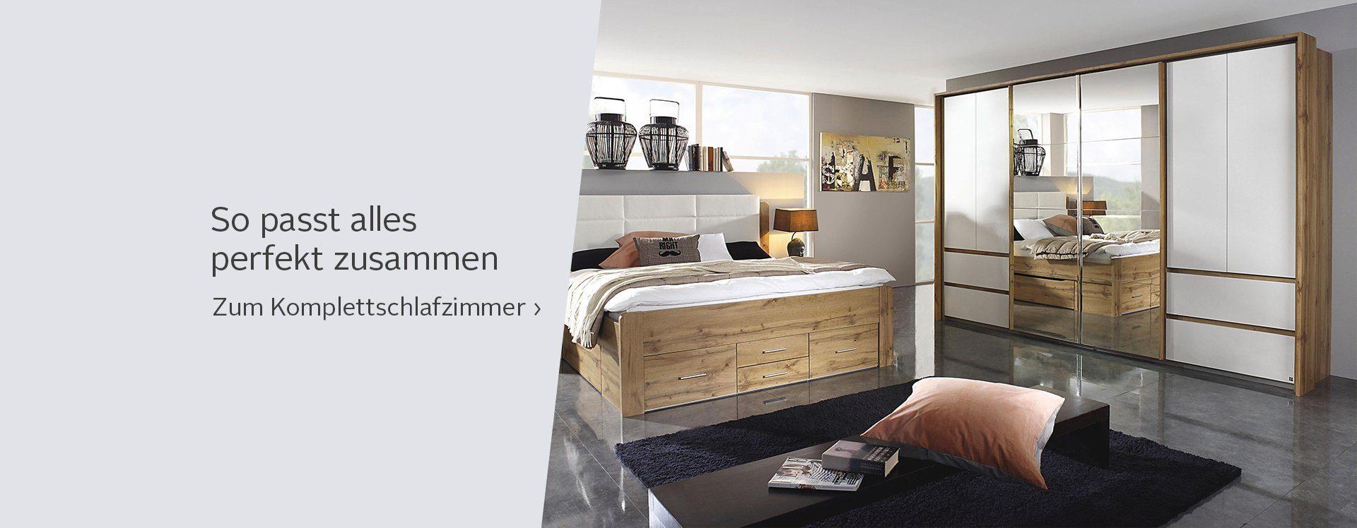 Schlafzimmermbel kaufen  Schlafzimmer einrichten  OTTO