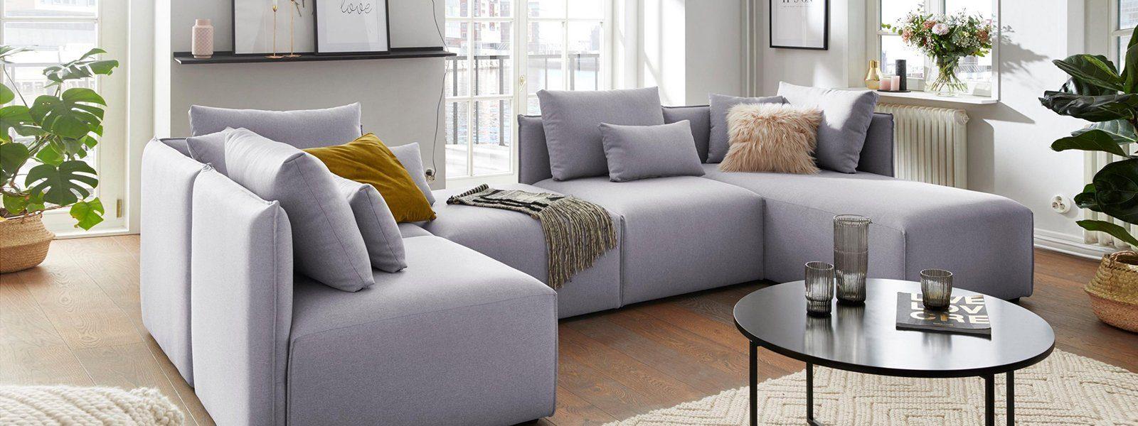 Wohnzimmermöbel online kaufen » Wohnzimmer einrichten   OTTO