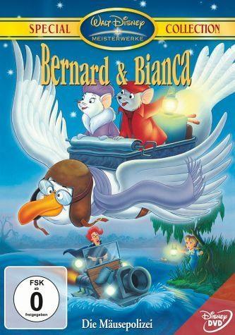DVD Bernard  Bianca Die Musepolizei 1 DVD  OTTO
