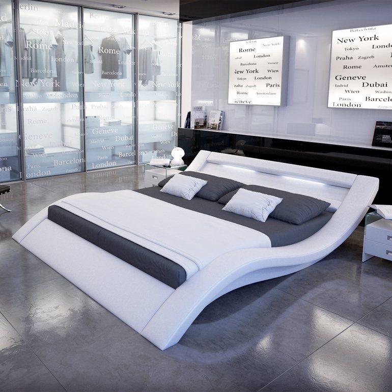 Innocent Polsterbett aus Kunstleder mit LEDBeleuchtung Look online kaufen  OTTO
