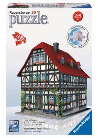 Ravensburger 3D Puzzle 216 Teile, Fachwerkhaus | OTTO