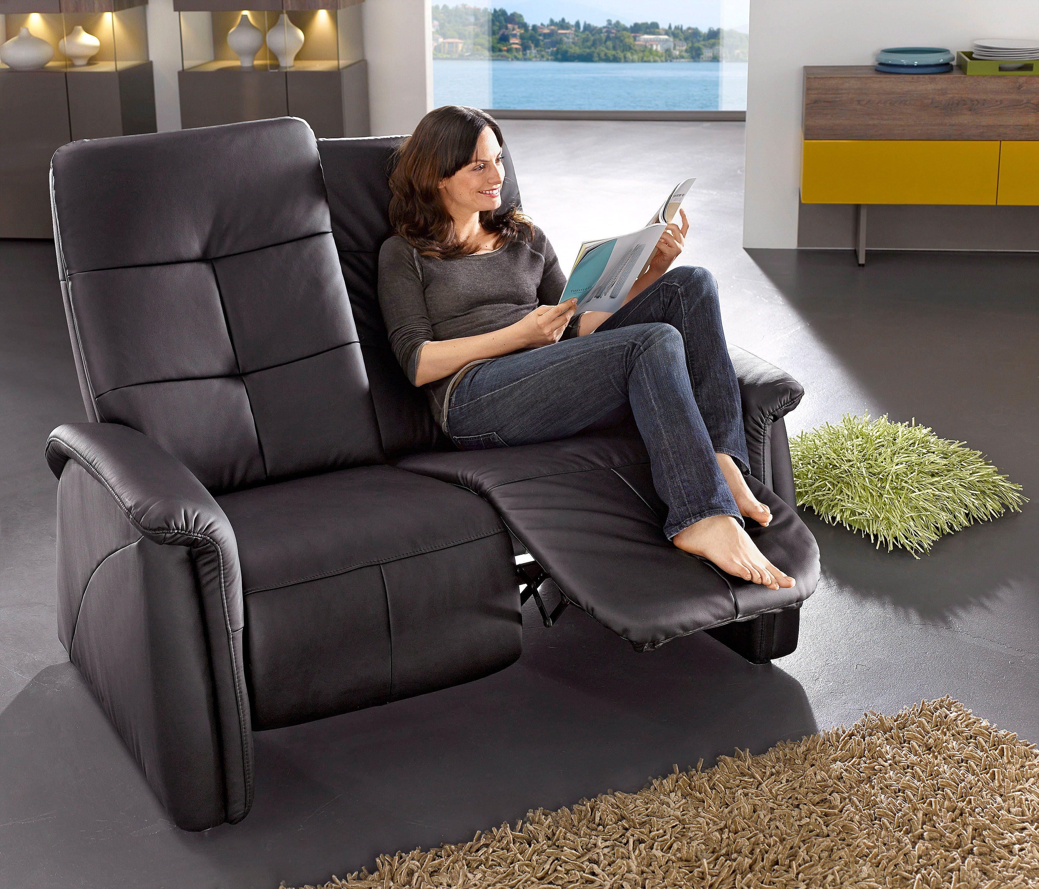 2sitzer, City Sofa, Mit Relaxfunktion Kaufen Otto