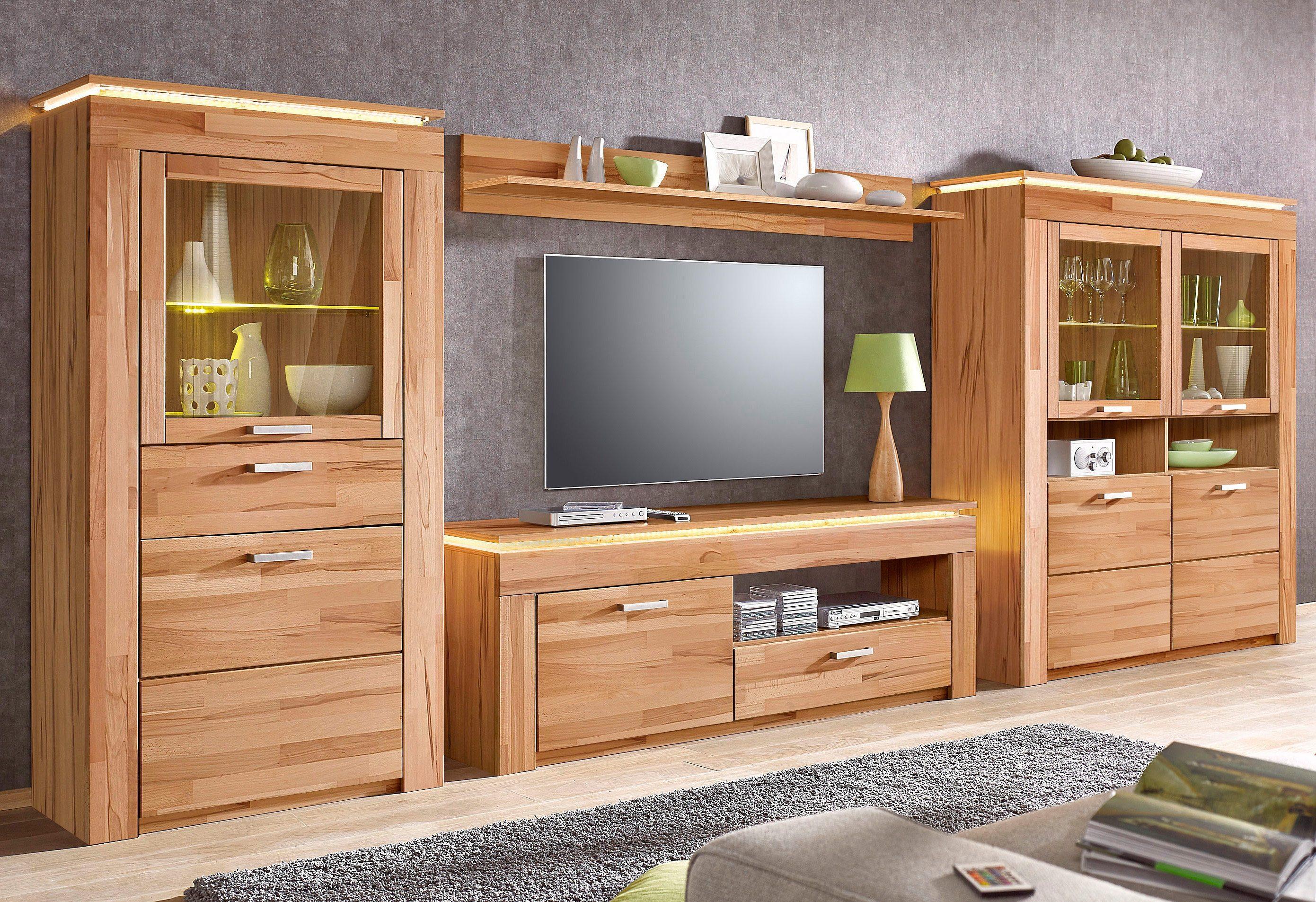 Wohnwand 4tlg online kaufen  OTTO