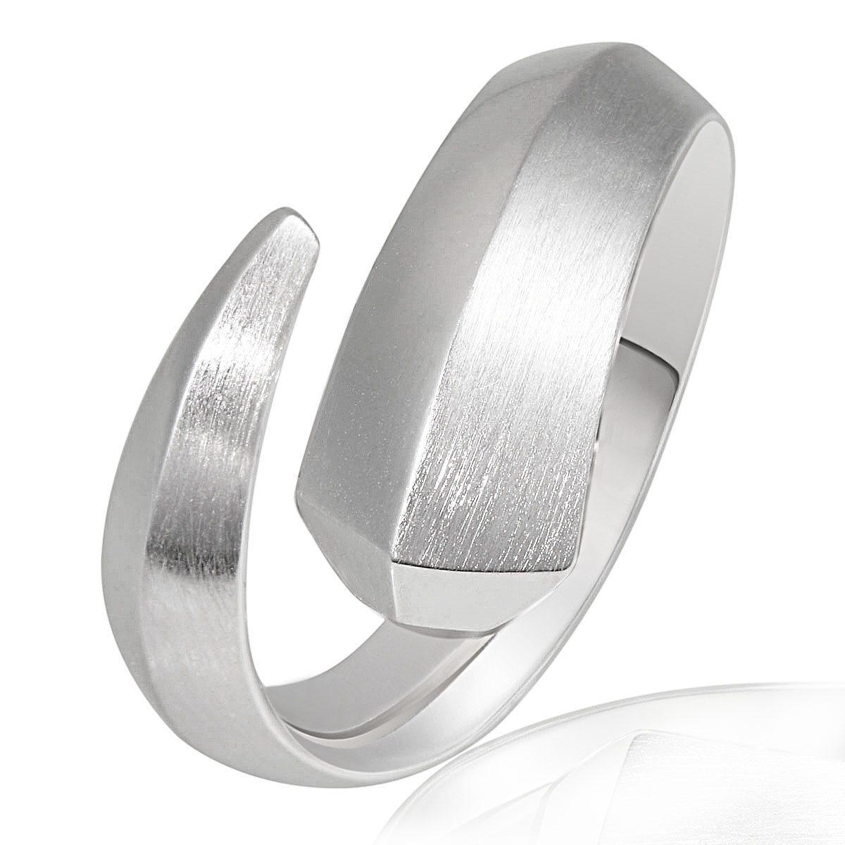Averdin Damenring Silber 925 poliert und matt Fantasy online kaufen  OTTO
