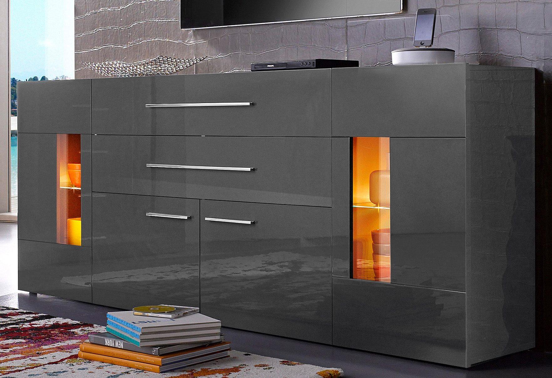 Tecnos Sideboard Breite 200 cm online kaufen  OTTO