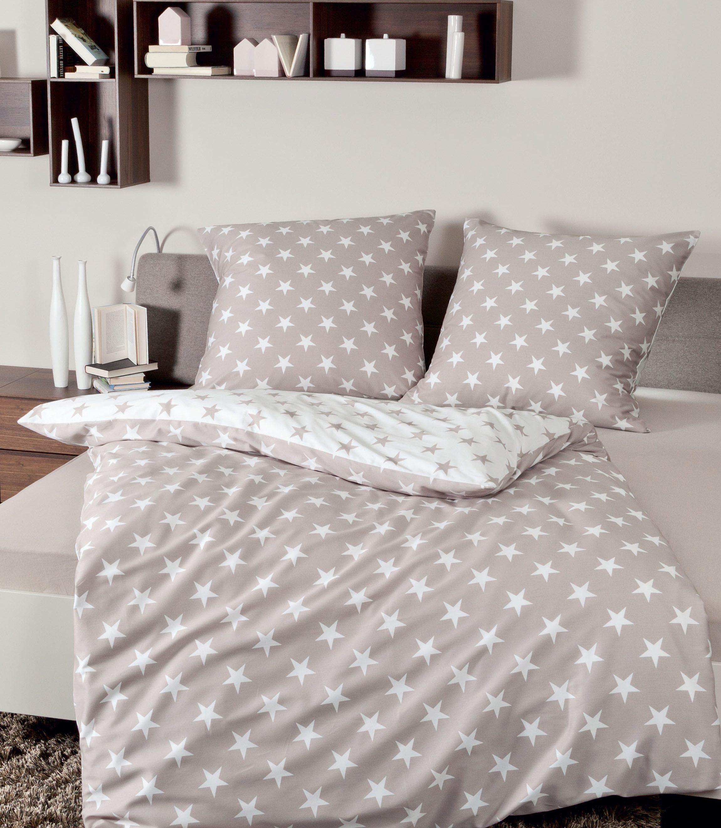 bettw sche sterne gr n bettw sche biber gr n. Black Bedroom Furniture Sets. Home Design Ideas