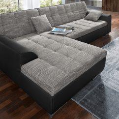 Sofa Couch Online Bestellen Living Room Grey Sofas Ideas Xxl-polsterecke, Wahlweise Mit Bettfunktion Kaufen   Otto