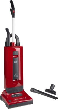 Sebo Brststaubsauger SEBO AUTOMATIC X4 Rot, Beutel ...