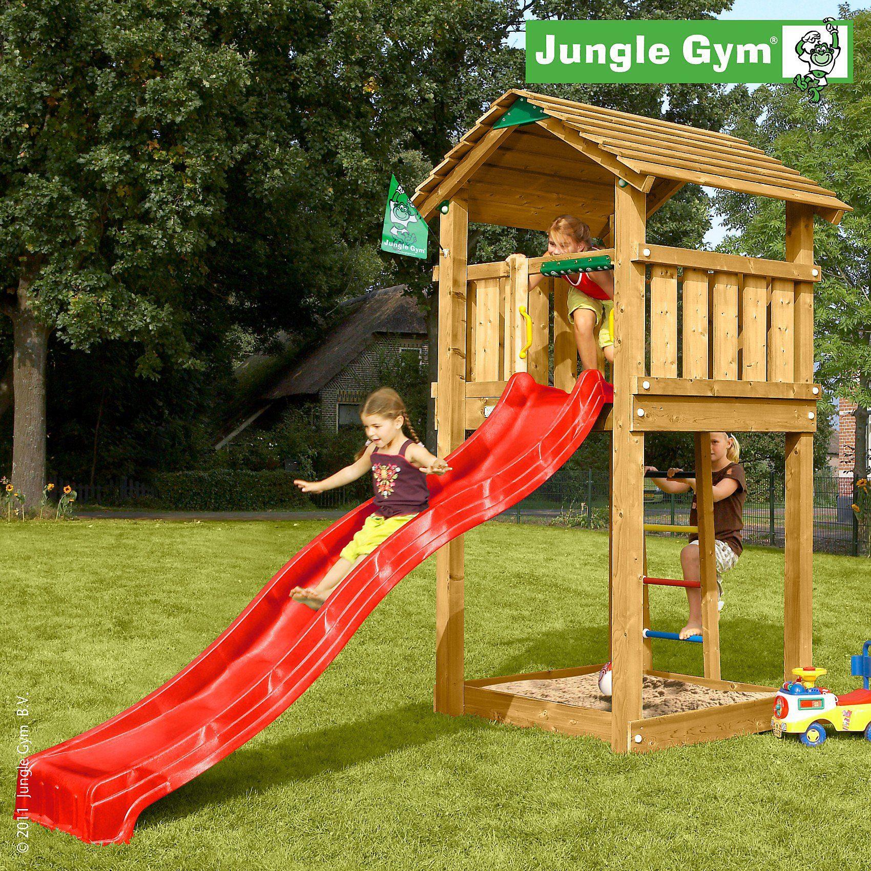 Spielturm Jungle Gym. spielturm jungle fort von jungle gym ...