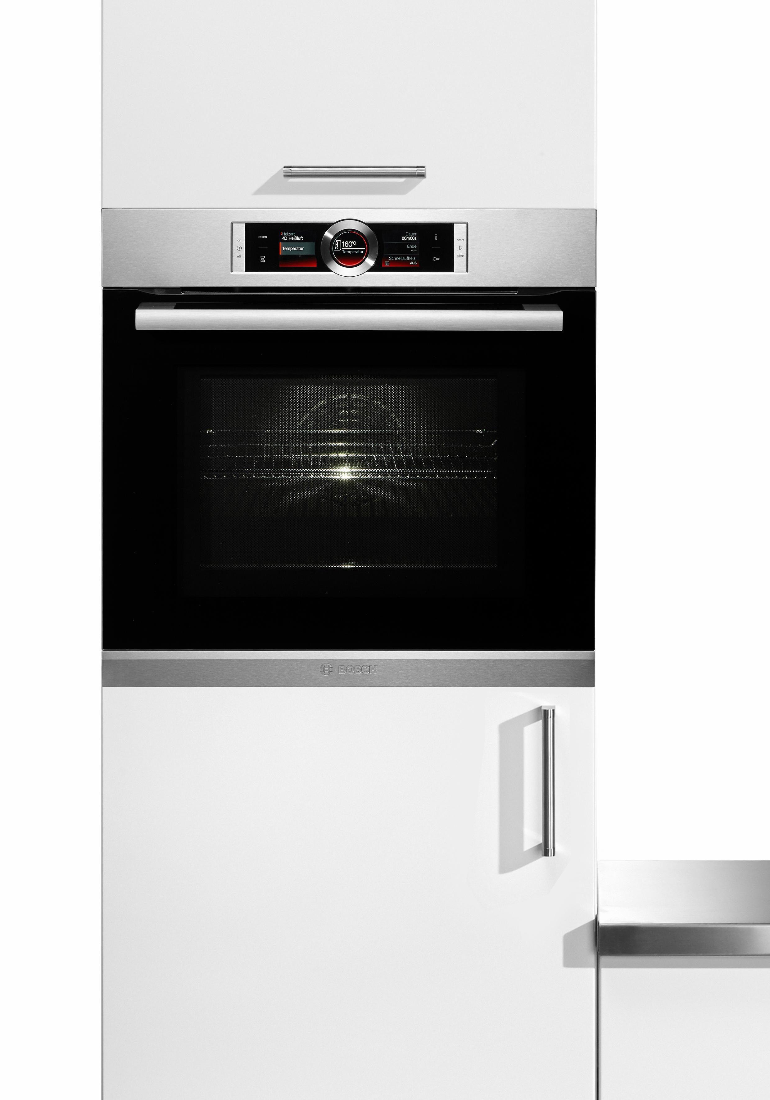 Bosch EinbauBackofen mit Mikrowelle Serie 8 HMG636RS1 online kaufen  OTTO