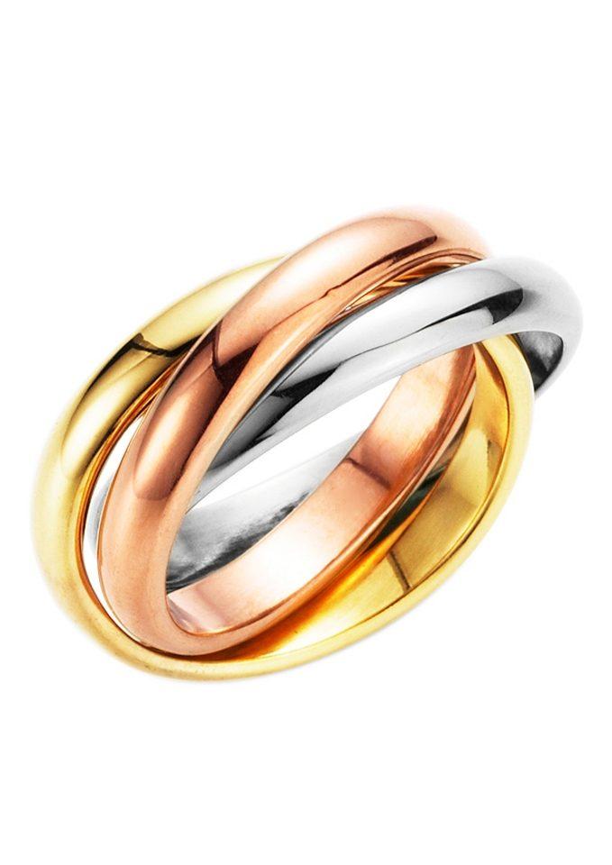 firetti Ring tricolor 3tlg online kaufen  OTTO