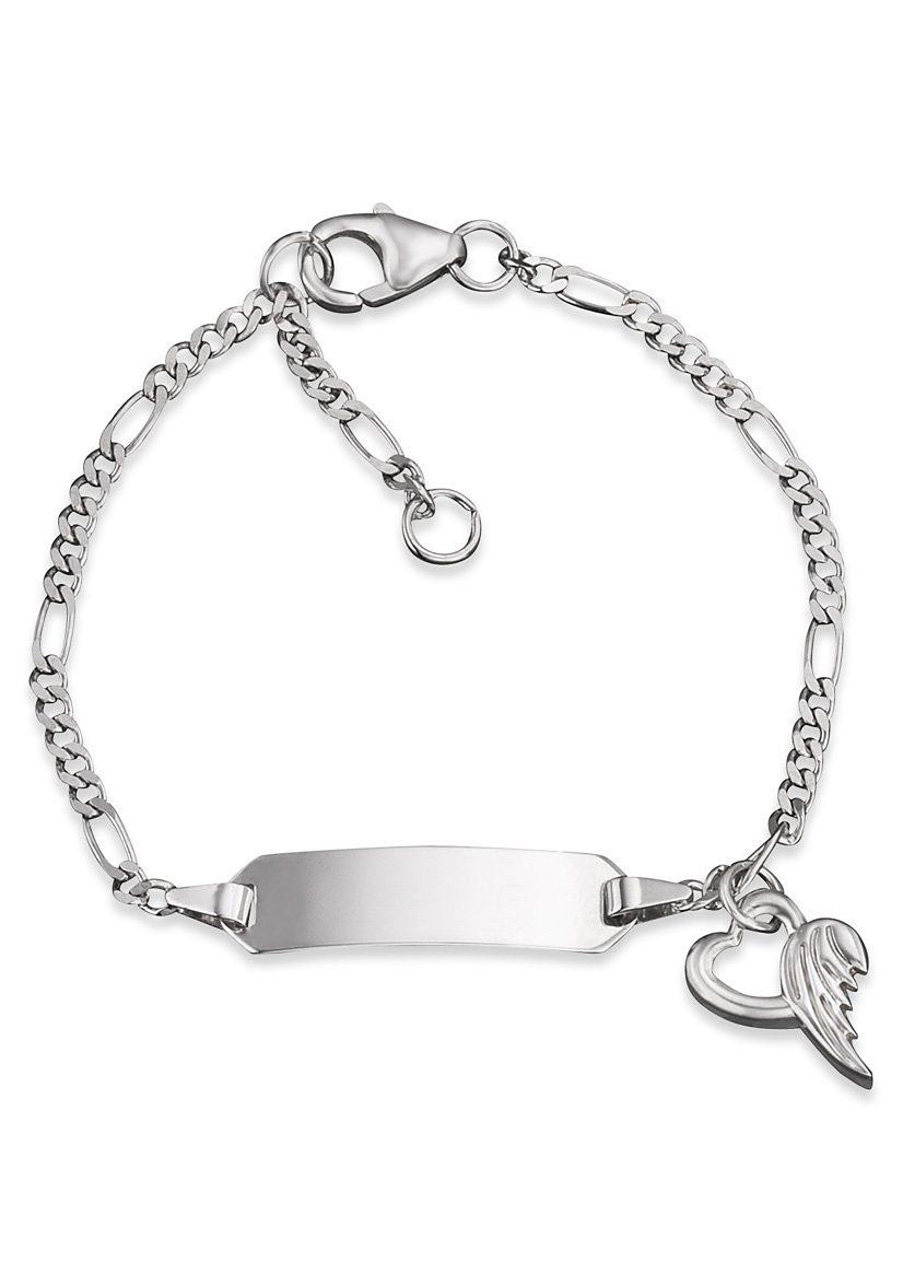 Armband silber namen  Modeschmuck