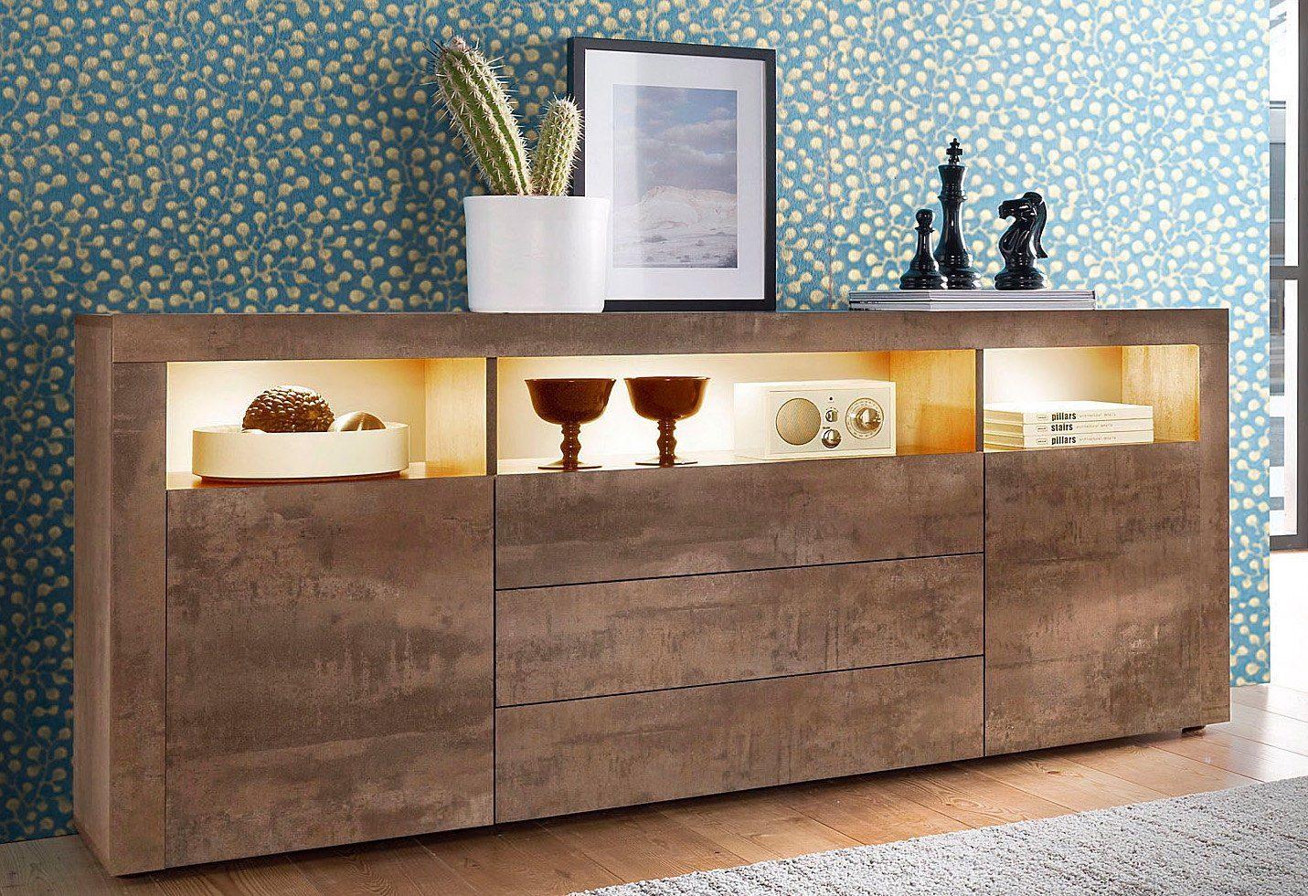 Sideboard Breite 166 cm online kaufen  OTTO