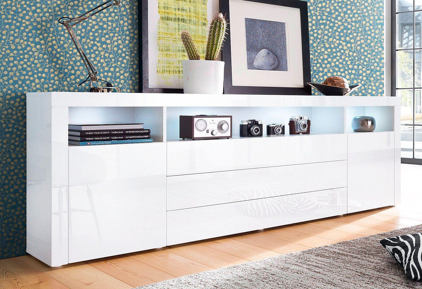 Borchardt Mbel Sideboard Breite 200 cm kaufen  OTTO