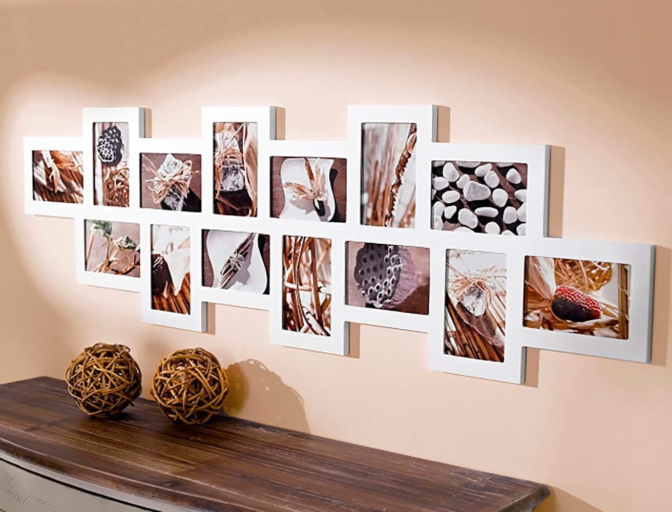 Bilder Collage Wohnzimmer