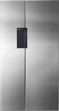 SIEMENS Side-by-Side KA92NVI35, A++, 175,6 cm hoch ...