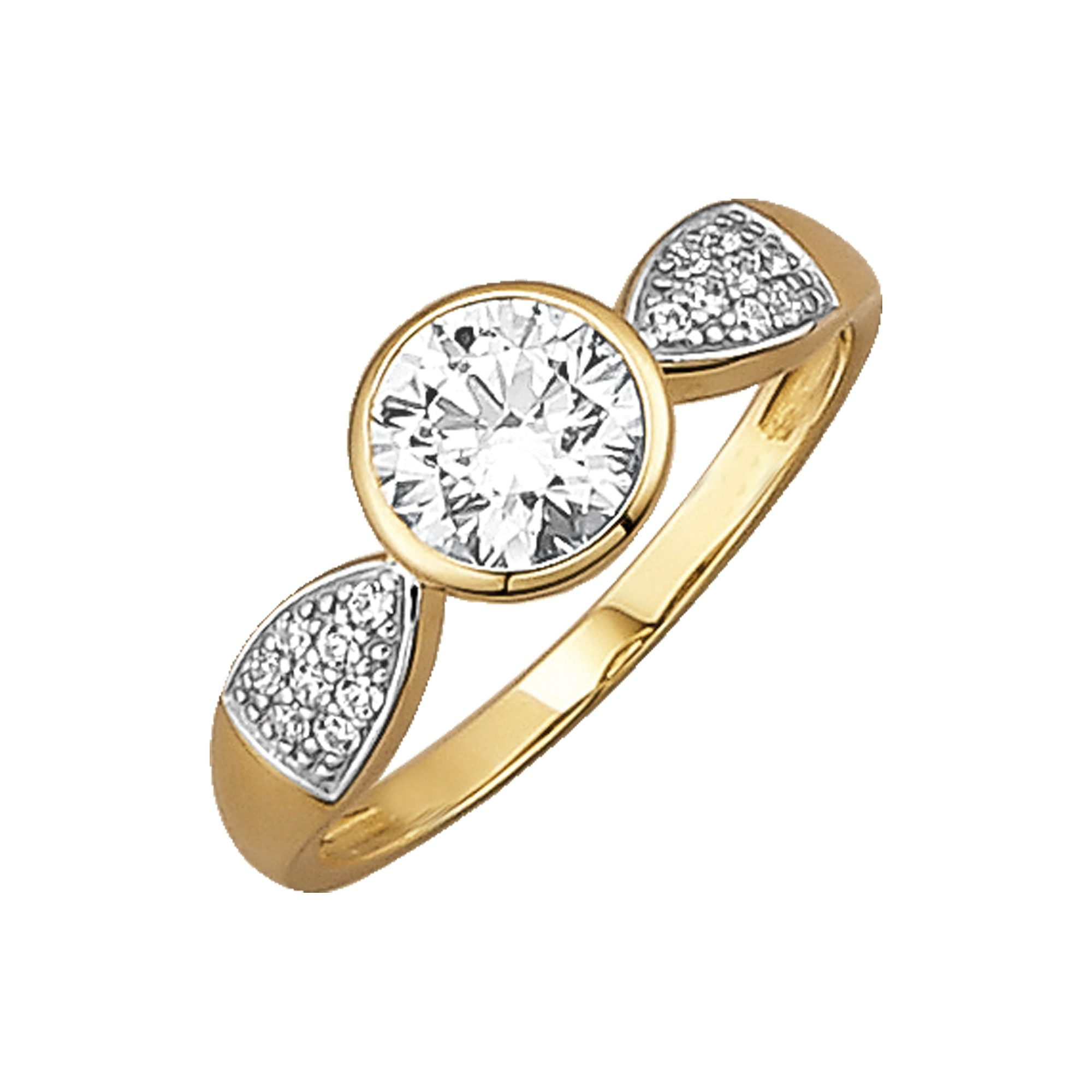 Jacques Lemans Ring 375 Gold online kaufen  OTTO