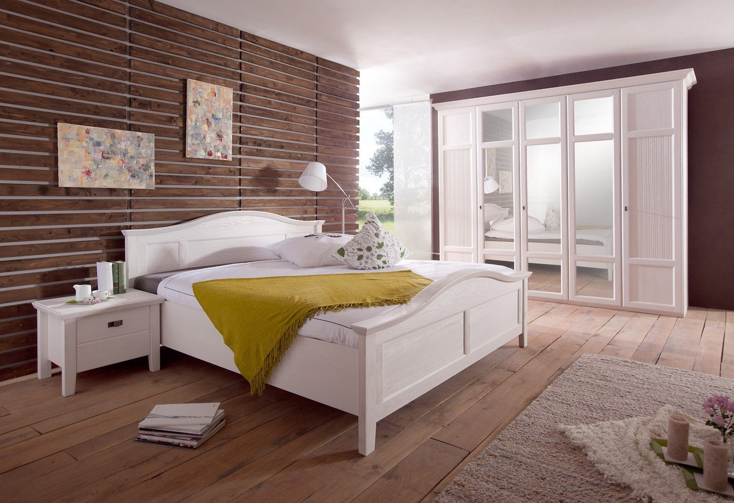 Home Affaire Komplett Schlafzimmer Premium Collection By Home Affaire Schlafzimmer-set »casa ...