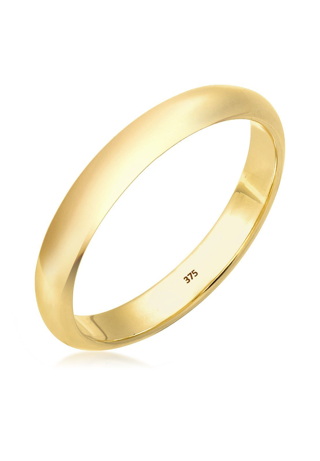Elli Ring Ehering Bandring Klassisch 375 Gelbgold online